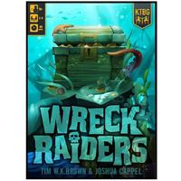 Wreck Raiders (Board Game)