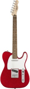 Squier FSR Bullet Telecaster Limited Edition Electric Guitar (Red Sparkle)