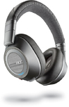 Plantronics BackBeat PRO 2 Special Edition On-Ear Wireless Headphones with Active Noise Cancellation - Graphite Grey (Bluetooth & 3.5mm Stereo & USB)