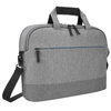 Targus - CityLite 15.6 inch Laptop Bag Notebook Case - Grey