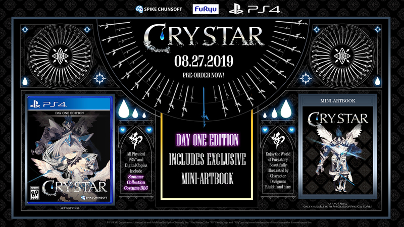 Crystar (US Import PS4)