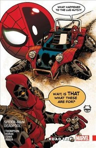 Spider-man/Deadpool 8 - Marvel Comics (Paperback) - Cover