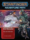 Starfinder Adventure Path - Attack Of The Swarm! The Last Refuge (Role Playing Game)