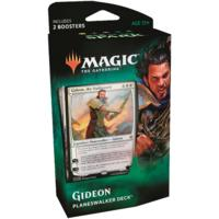 Magic: The Gathering - War of the Spark Planeswalker Deck - Gideon (Trading Card Game)
