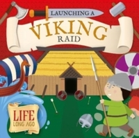 Launching A Viking Raid - Robin Twiddy (Hardcover) - Cover