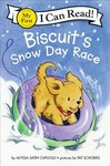 Biscuit's Snow Day Race - Alyssa Satin Capucilli (Hardcover)