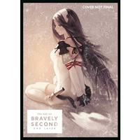 The Art Of Bravely Second - Square Enix (Hardcover)