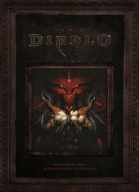 The Art of Diablo - Jake Gerli (Hardcover) - Cover