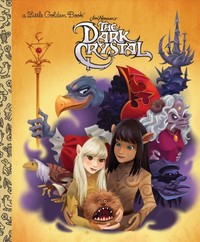 The Dark Crystal - Jocelyn Lange (Hardcover) - Cover