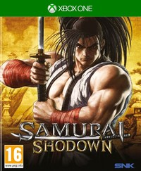 Samurai Shodown (Xbox One) - Cover