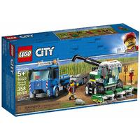 LEGO® City Great Vehicles - Harvester Transport (358 Pieces)