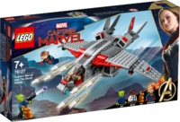LEGO® Marvel Super Heroes - Captain Marvel and The Skrull Attack (307 Pieces) - Cover