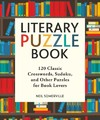 The Literary Puzzle Book - Neil Somerville (Paperback)
