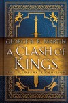 A Clash of Kings - George R. R. Martin (Hardcover)