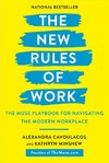 The New Rules of Work - Alexandra Cavoulacos (Paperback)