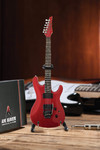 Axe Heaven - Candy Apple Red Mini Guitar Replica (Collectible Mini Instrument)