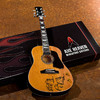 Axe Heaven - John Lennon Acoustic Give Peace a Chance Miniature (Collectible Mini Instrument)