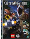 LEGO: Jurassic World - Secret Exhibit Part 1 &2 (DVD)
