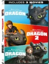 How to Train Your Dragon 1-3 Boxset (DVD)