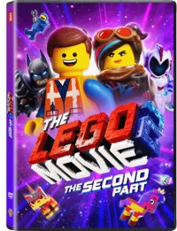 The LEGO Movie 2 (DVD)