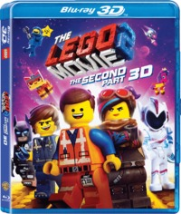 The LEGO Movie 2 (3D Blu-ray)