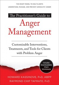 The Practitioner's Guide to Anger Management - Howard Kassinove (Paperback) - Cover