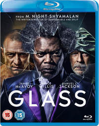 Glass (Blu-ray) - Cover
