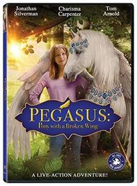 Pegasus: Pony With a Broken Wing (DVD) - Cover