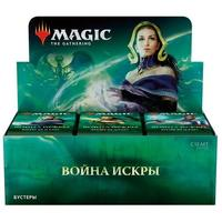 Magic: The Gathering - War of the Spark Single Booster - Russian (Trading Card Game)