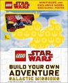 Lego Star Wars Build Your Own Adventure Galactic Missions - Dk (Hardcover)