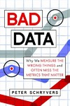Bad Data - Peter Schryvers (Hardcover)