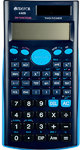 Trefoil - 4408 12 Digit Scientific Calculator 240 Functions (Blue)