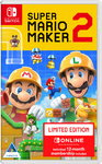Super Mario Maker 2 + 12 Month Subscription Code Nintendo Switch Online (NSO) (Switch)