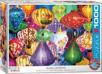 Eurographics - Asian Lanterns Puzzle (1000 Pieces) - Cover