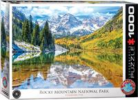 Eurographics - Rocky Mountain National Park Puzzle (1000 Pieces) - Cover