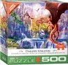 Eurographics - Dragon Kingdom Puzzle (500 Pieces)