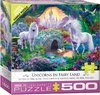 Eurographics - Unicorn Fairy Land Puzzle (500 Pieces)