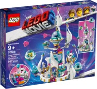 LEGO® Movie 2 - Queen Watevra's 'So-Not-Evil' Space Palace (997 Pieces) - Cover