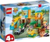 LEGO® Disney Pixar Toy Story 4 - Buzz & Bo Peep's Playground Adventure (139 Pieces)