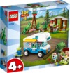 LEGO® Disney Pixar Toy Story 4 - Toy Story 4 RV Vacation (178 Pieces) Cover