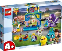 LEGO® Disney Pixar Toy Story 4 - Buzz & Woody's Carnival Mania! (230 Pieces) - Cover