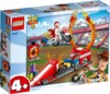 LEGO® Disney Pixar Toy Story 4 - Duke Caboom's Stunt Show (120 Pieces)