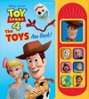 Toy Story 4 Little Sound Book (Hardcover)