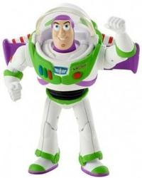 Disney Pixar - Toy Story 4 - 7 inch Walking Talking Buzz Lightyear Toy with 20+ Phrases/Sound