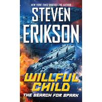 The Search for Spark - Steven Erikson (Paperback)