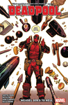 Deadpool By Skottie Young: Weasel Goes To Hell - Marvel Comics (Paperback)