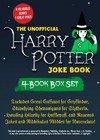 The Unofficial Harry Potter Joke Book 4-Book Box Set - Brian Boone (Hardcover)