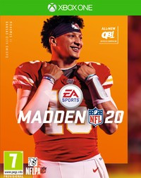 Madden NFL 20 (Xbox One) - Cover