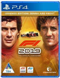 F1 2019 - Legend Edition - Senna & Prost (PS4)