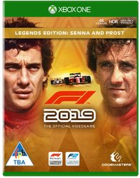 F1 2019 - Legend Edition - Senna & Prost (Xbox One)